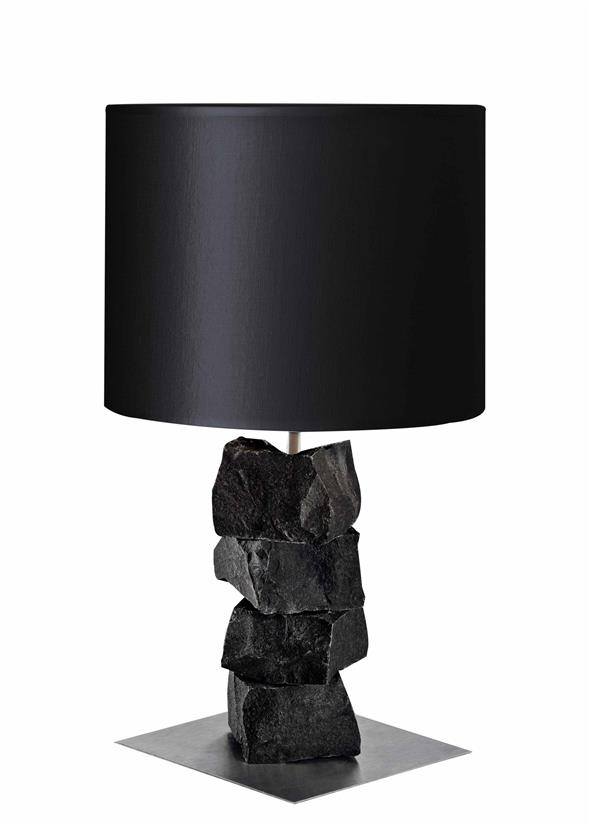 Bordlampe 50 - Basalt Black